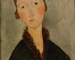 Modigliani_Ritratto_di_Goivane_Donna_Druckvorlage
