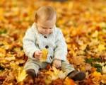 dite podzim