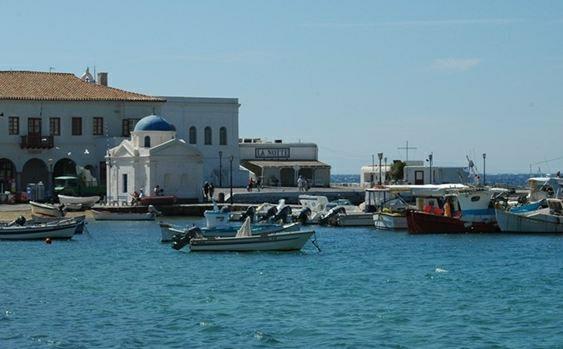 zájezd Řecko