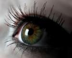 ženské oko