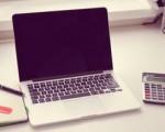 apple laptop_kalkulacka