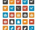 ikony e-shop