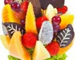 ovocna kytice zdravy zob